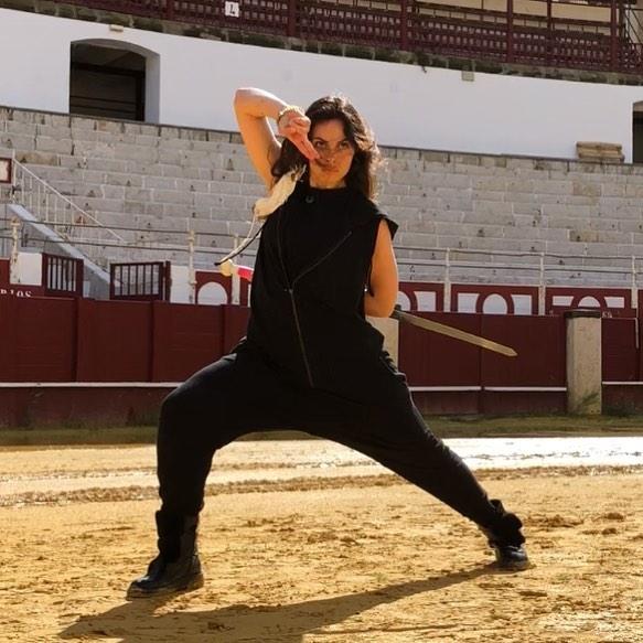 Jade Zafra I Kung Fu I Martial Actress 043