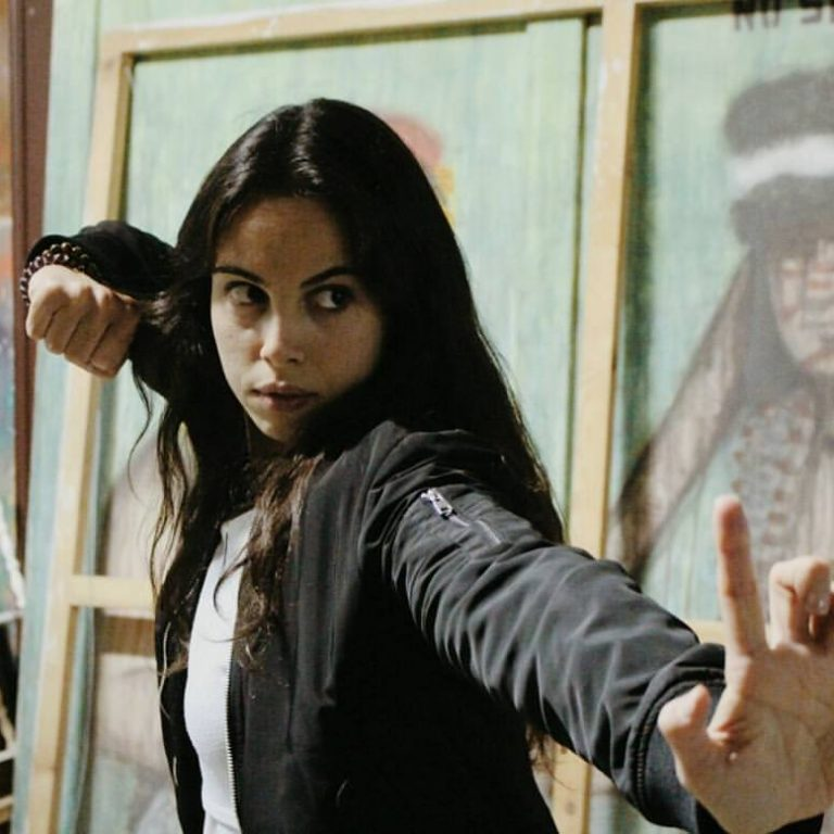 jade zafra kung fu actriz